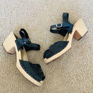 MIA Swedish Hasbro Clog Sandals